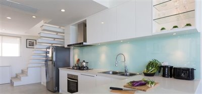 Property-For-Sale-In-Plai-Laem-Ko-Samui-Kitchen