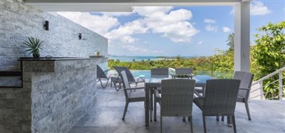 Property-For-Sale-In-Plai-Laem-Ko-Samui-Outdoor-Covered-Terrace