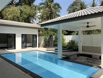 New-Pool-Villa-For-Sale-In-Lamai