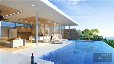 Anzhu-Seamate-Development-Ko-Samui-Type-C-Living