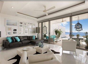 Baysides-Luxury-Duplex-Villa-Ko-Samui-Lounge