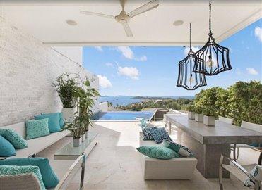 Baysides-Luxury-Duplex-Villa-Ko-Samui-Outdoor-Living