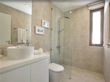 Baysides-Luxury-Duplex-Villa-Ko-Samui-Shower