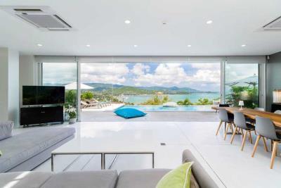 Unique-Sunset-Villa-For-Sale-Ko-Samui-Lounge-View