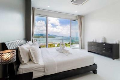 Unique-Sunset-Villa-For-Sale-Ko-Samui-Bedroom-2