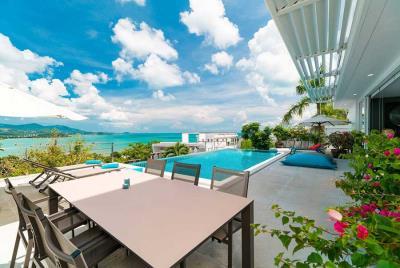 Unique-Sunset-Villa-For-Sale-Ko-Samui-Terrace
