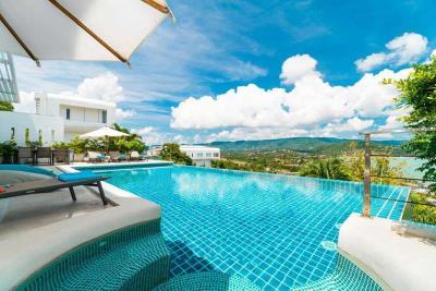Unique-Sunset-Villa-For-Sale-Ko-Samui-Swimming-Pool