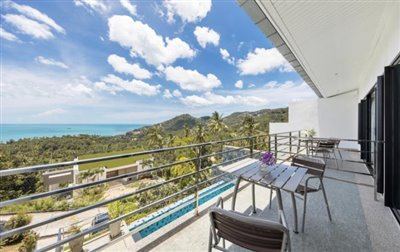 Villa-Dove-For-Sale-Ko-Samui-Balcony