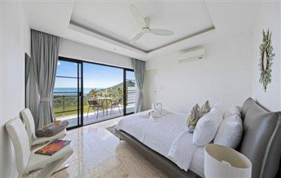 Villa-Dove-For-Sale-Ko-Samui-Bedroom-View