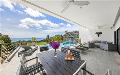 Villa-Dove-For-Sale-Ko-Samui-Covered-Terrace
