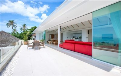 Villa-White-Tiger-Ko-Samui-Living-Terrace