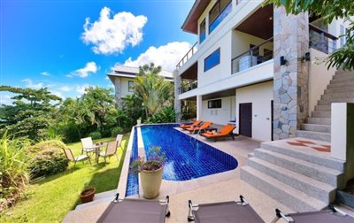 Villa-Seven-Swifts-Ko-Samui-Pool