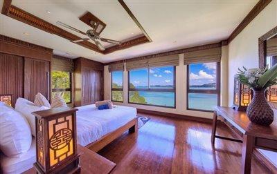 Villa-Seven-Swifts-Ko-Samui-Bedroom-3-View