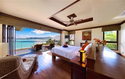Villa-Seven-Swifts-Ko-Samui-Bedroom-View