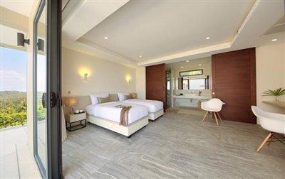 Villa-Nojoom-Hills-Ko-Samui-Bedroom-2