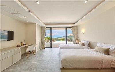 Villa-Nojoom-Hills-Ko-Samui-Bedroom-3