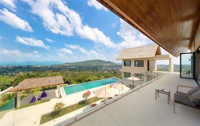 Villa-Nojoom-Hills-Ko-Samui-Balcony