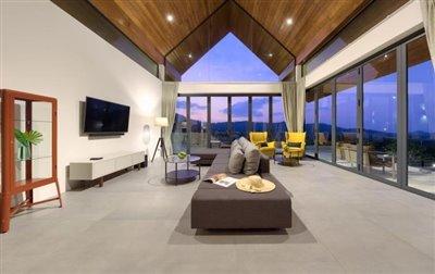 Villa-Nojoom-Hills-Ko-Samui-Lounge