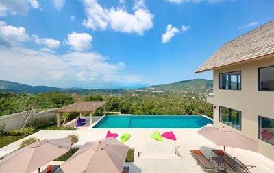 Villa-Nojoom-Hills-Ko-Samui-View