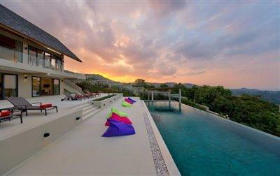 Villa-Nojoom-Hills-Ko-Samui-Terrace