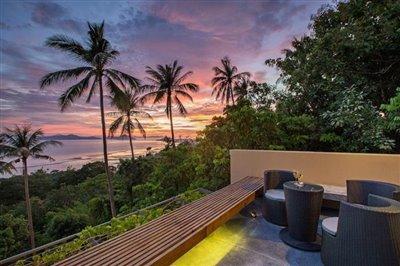 L2-Residence-Ko-Samui-Evening-Sky