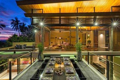 L2-Residence-Ko-Samui-Exterior-Night