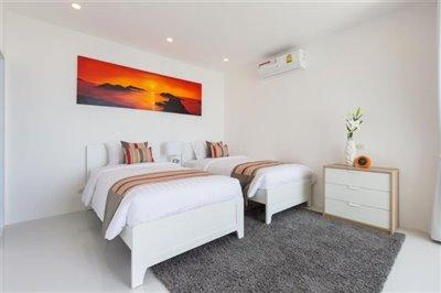 The-Wave-Ko-Samui-Bedroom