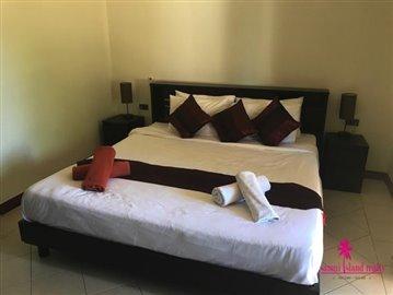 Resort-Style-Townhouse-Koh-Samui-Master-Bedroom