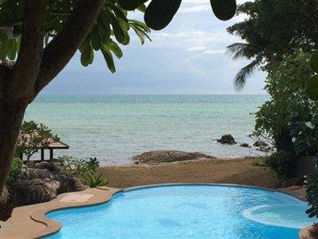Beachside-House-Ko-Samui-Pool-View