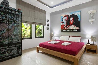 Villa-Samran-Ko-Samui-Bedroom