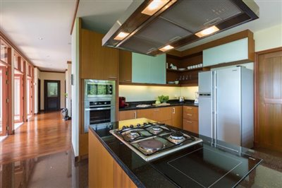 Shambala-Villa-Ko-Samui-Kitchen