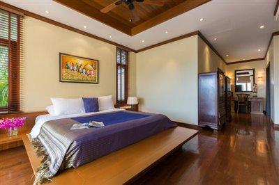 Shambala-Villa-Ko-Samui-Master-Bedroom