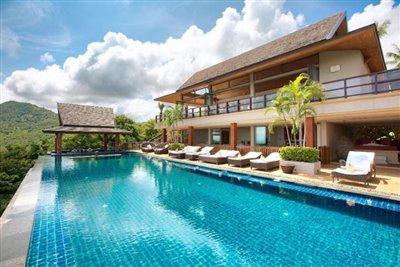 Baan-Grand-Vista-Villa-Ko-Samui-Exterior