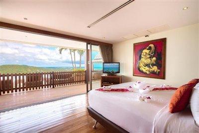 Baan-Grand-Vista-Villa-Ko-Samui-Bedroom-2