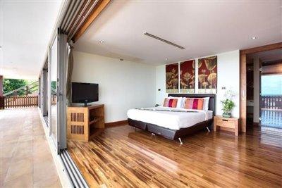 Baan-Grand-Vista-Villa-Ko-Samui-Bedroom