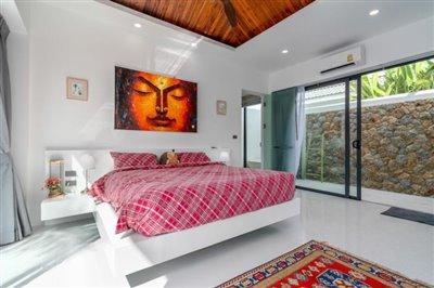 Modern-Bali-Style-Villa-Ko-Samui-Guest-Bedroom