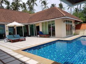 Image No.1-Villa de 3 chambres à vendre à Taling Ngam
