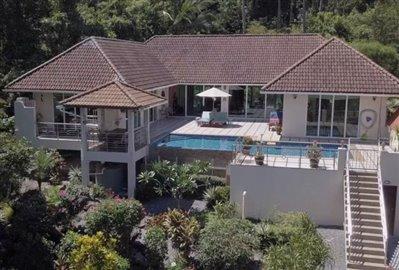 Villa-Picasso-Ko-Samui-Aerial