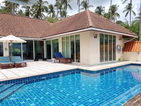 Image No.3-Villa de 3 chambres à vendre à Taling Ngam