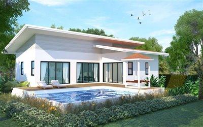 Lamai-2-Bedroom-Pool-Villa-Exterior