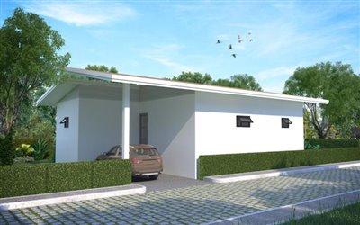 Lamai-2-Bedroom-Pool-Villa-Parking