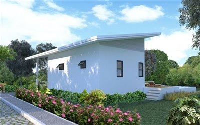 Lamai-2-Bedroom-Pool-Villa-Rear