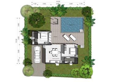 Lamai-2-Bedroom-Pool-Villa-Floor-Plan