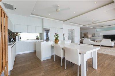 Villa-Som-Beachfront-Property-Kitchen-2