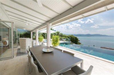 Villa-Som-Beachfront-Property-Outdoor-Dining