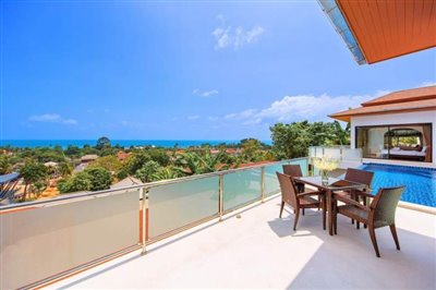 Sunny-Banks-Villa-Ko-Samui-Balcony-View