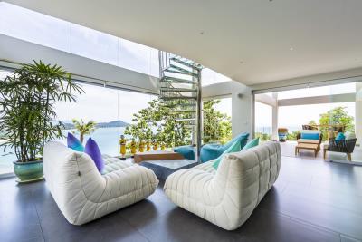 Villa-Sasipimon-Ko-Samui-Bedroom-Living-Space