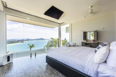 Villa-Sasipimon-Ko-Samui-Bedroom-View