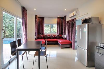 Two-Bedroom-Pool-Villa-Choeng-Mon-Living