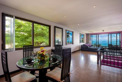 Rockwater-Sea-View-Townhouses-Samui-Dining
